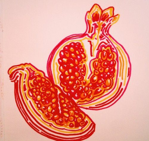 The Pomegranate Soirée
