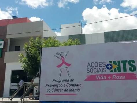 Imodernizar e Projeto Vida+Rosa realizam exames de mamografia no mês de setembro.