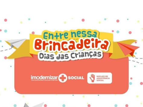 Campanha Dia das Crianças - IMODERNIZAR