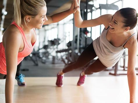 Atenção aos riscos das atividades físicas sem orientação.