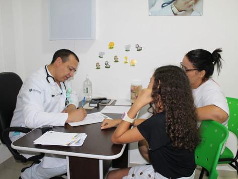 Instituto Imodernizar realiza ação social Mutirão de Pediatria.