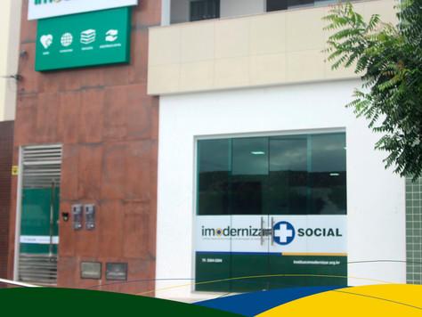 Instituto Imodernizar realiza mutirão de ultrassons em Riachão do Jacuípe.