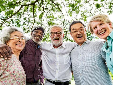 Saúde do idoso: boas notícias pela frente