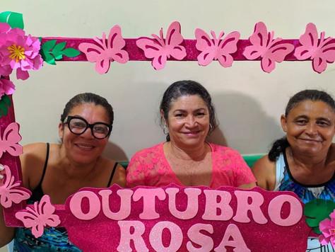 Instituto Imodernizar realiza ações em Campanha do Outubro Rosa