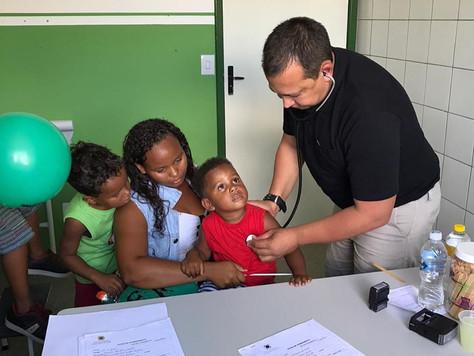 Instituto Imodernizar realiza ações de saúde pediátrica em Ipecaetá