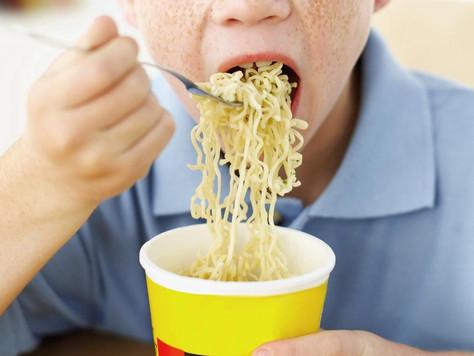 A obesidade na infância compromete a saúde.