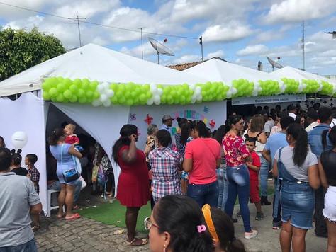 Instituto Imodernizar realiza ações de saúde gratuitas em Ipecaetá – BA