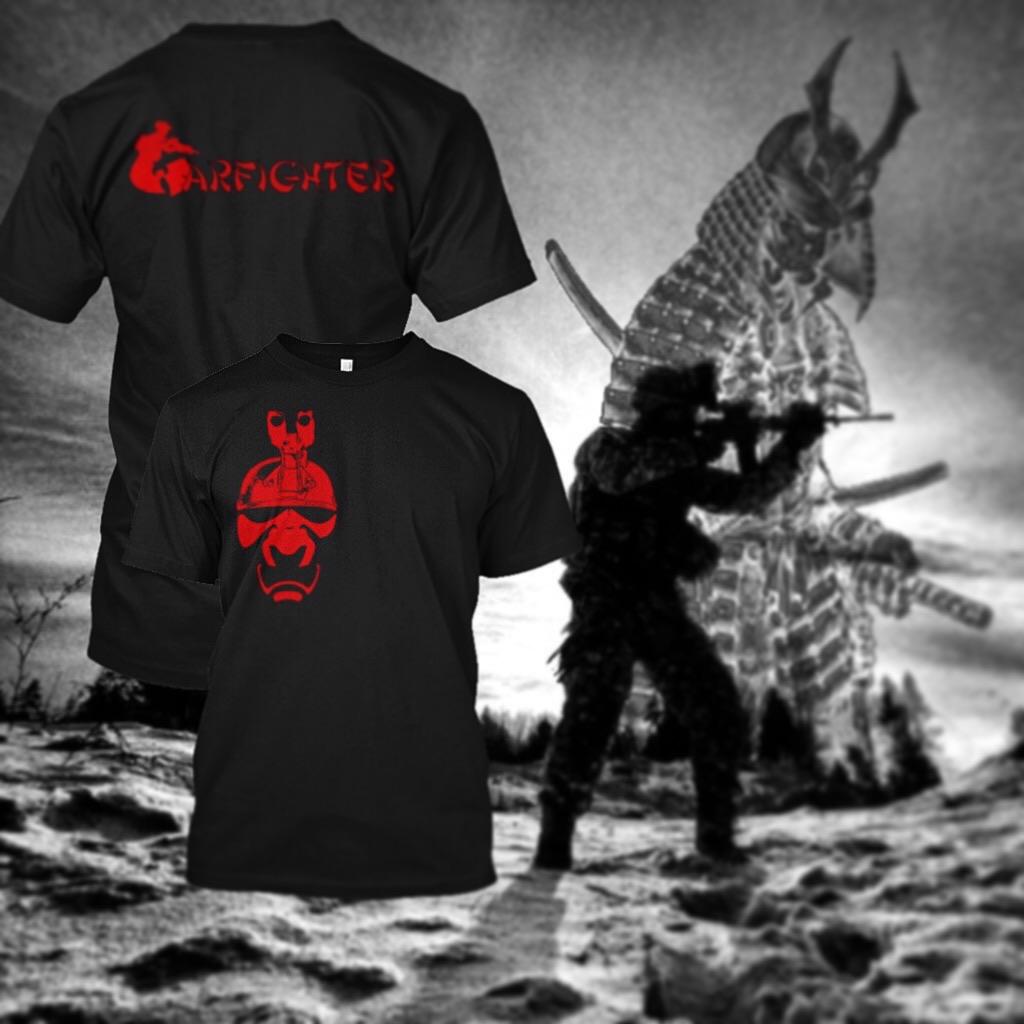 Warfighter T-shirt