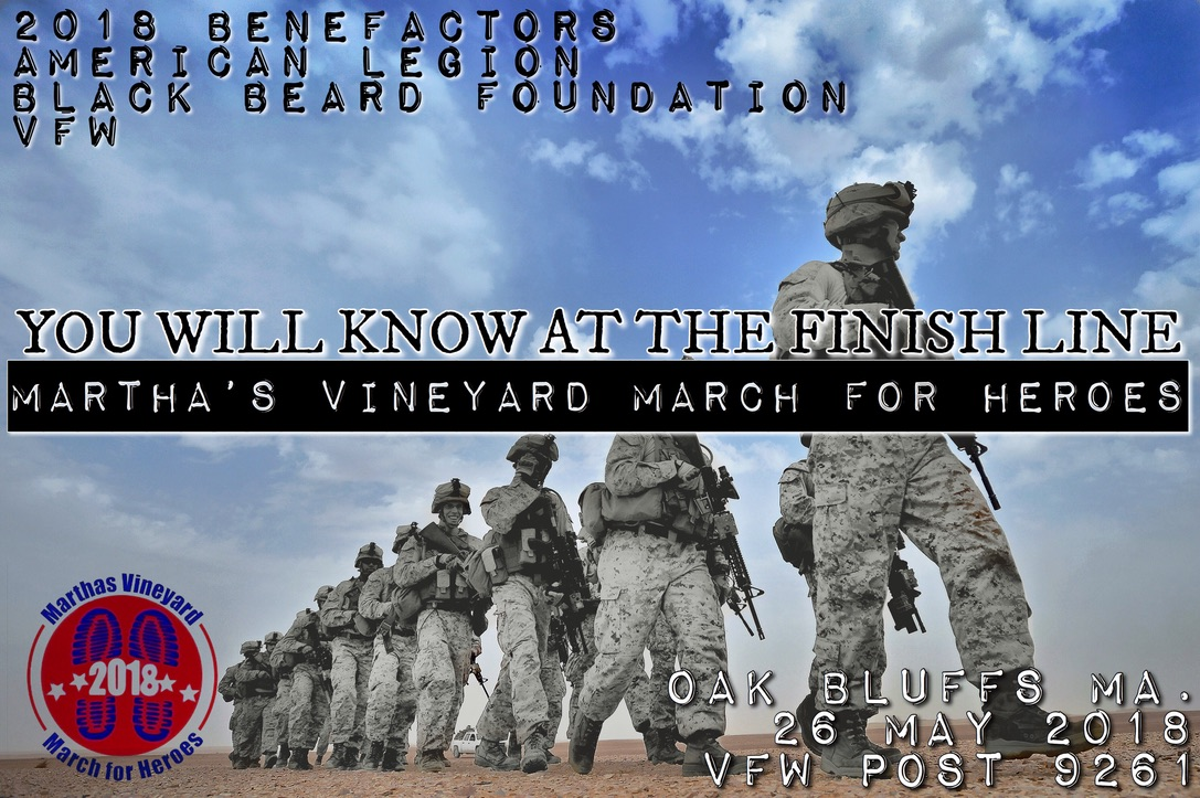 2018 MV March For Heroes