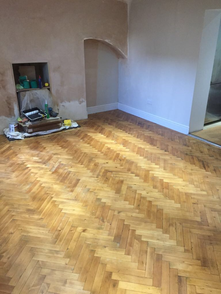Repair & Restore 200 yr old Parquet