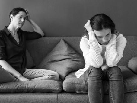 אמא בדיכאון, הבת בחרדה - טיפול רגשי ב OCD