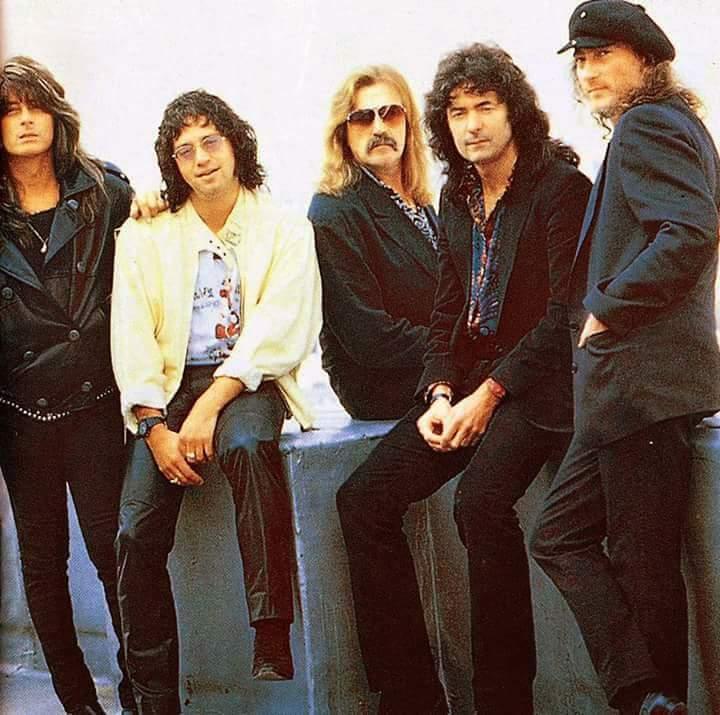 Deep Purple Slaves