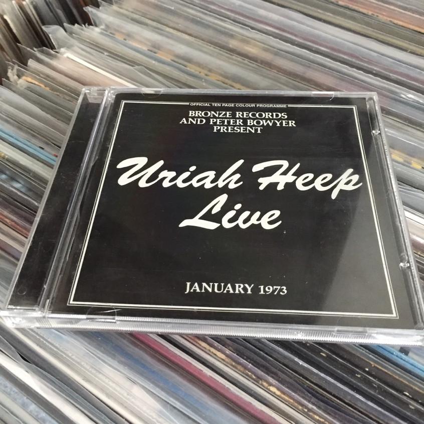 Uriah Heep Uriah Heep Live