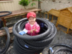 We have tyres, lots of tyres!