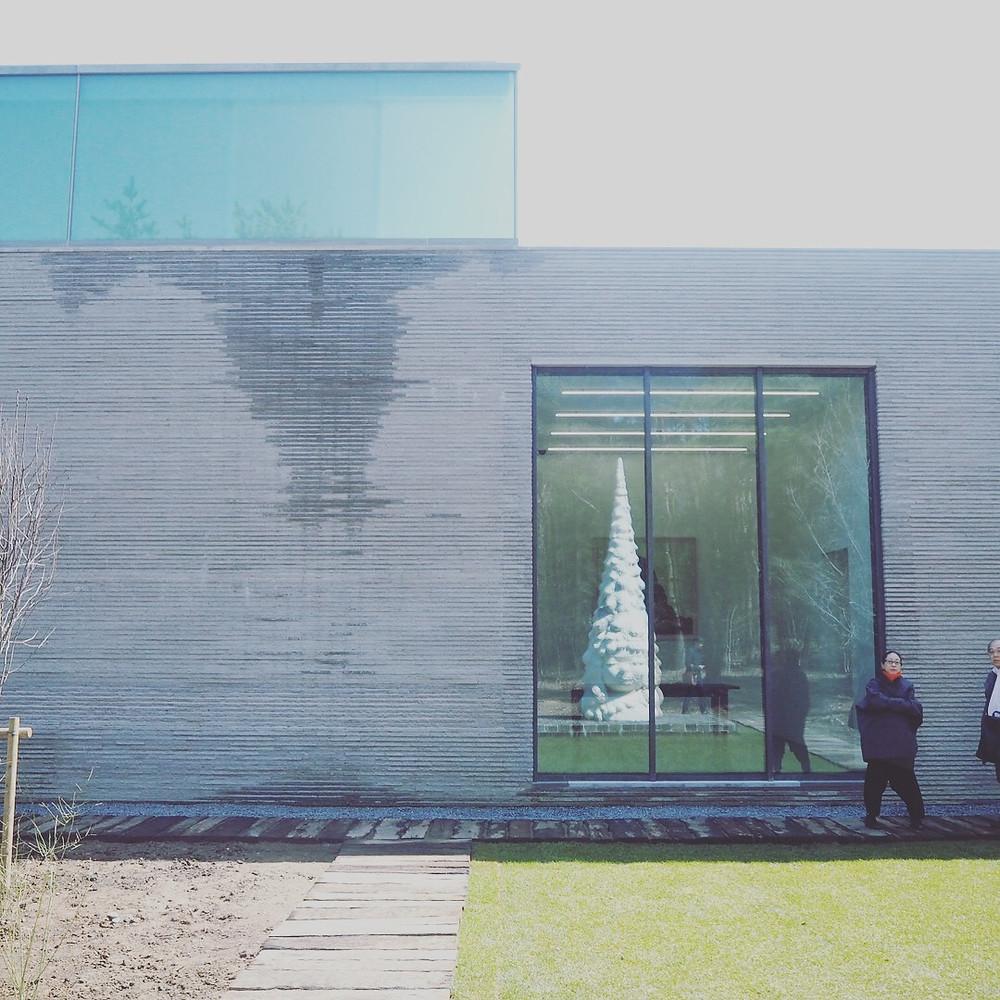 奈良美智美術館