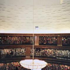 Stockholm Pubric Library-Eric Gunnar Asplund