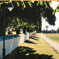 森の火葬場ーErik Gnnar Asplund