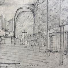 エリック・ブリュックマン 復活の礼拝堂
