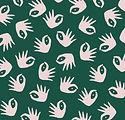 Hænder Mønster