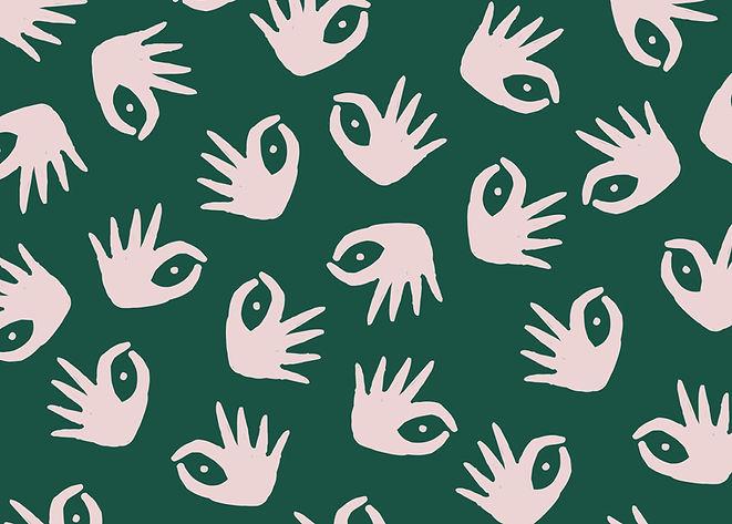 Руки Pattern