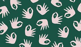 Hände Muster