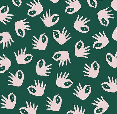 Hands Pattern