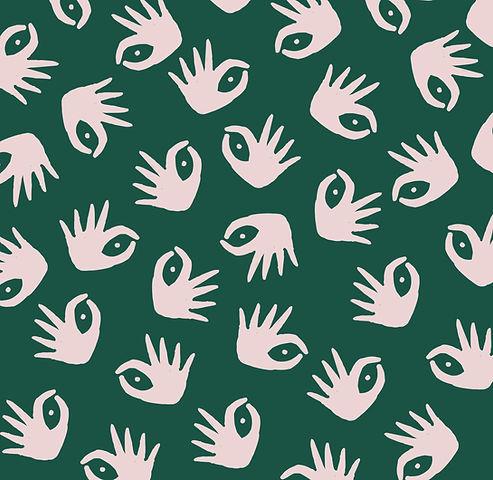 manos del patrón