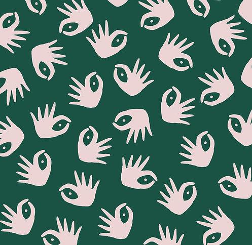 ręce Wzór