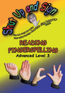 Reading Fingerspelling Level 3