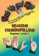 Reading Fingerspelling Level 1