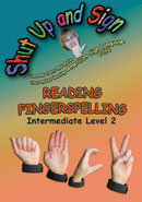 Reading Fingerspelling Level 2