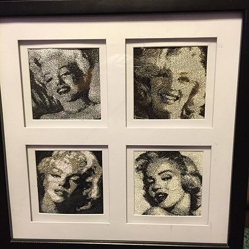 Multiple Marilyn's Limited Edition