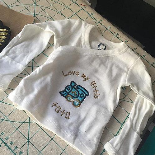 Baby Tee Wrap Shirt