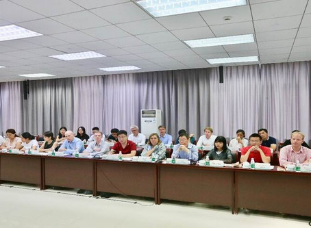 A Lookback on a very fruitful Chongming & Taizhou Horticulture Roadshow