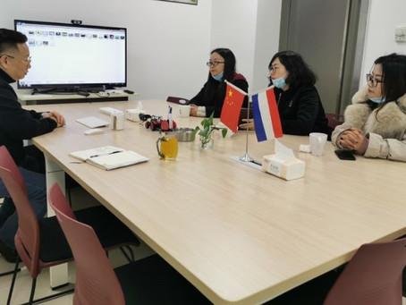 HX China back to work *News update*