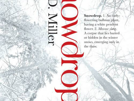 """Reader Review: """"Snowdrops"""" by A D Miller"""