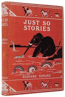 Writers Who Made Me: Rudyard Kipling