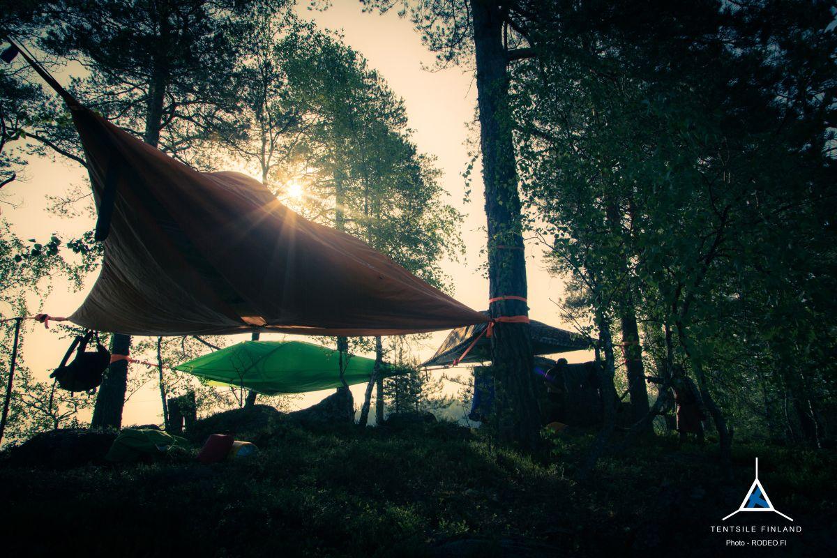 Tentsile Finland brändikuvaus