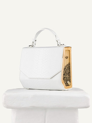 Montiel Bag Le´Blanc Ornate