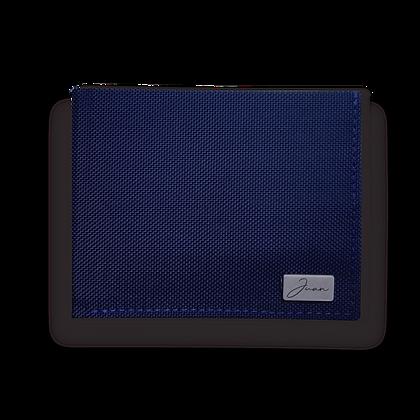 Billetera Clásica / Ballistic Nylon Blue