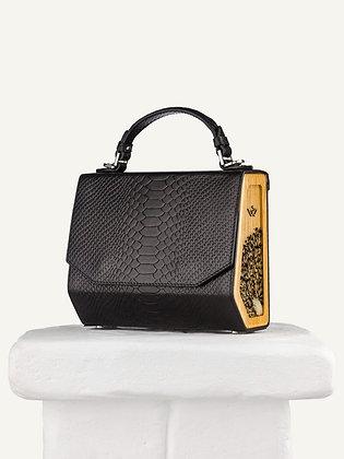 Montiel Bag Black Ornate