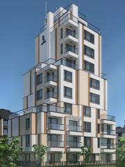 Сграда Оникс - проектна визия