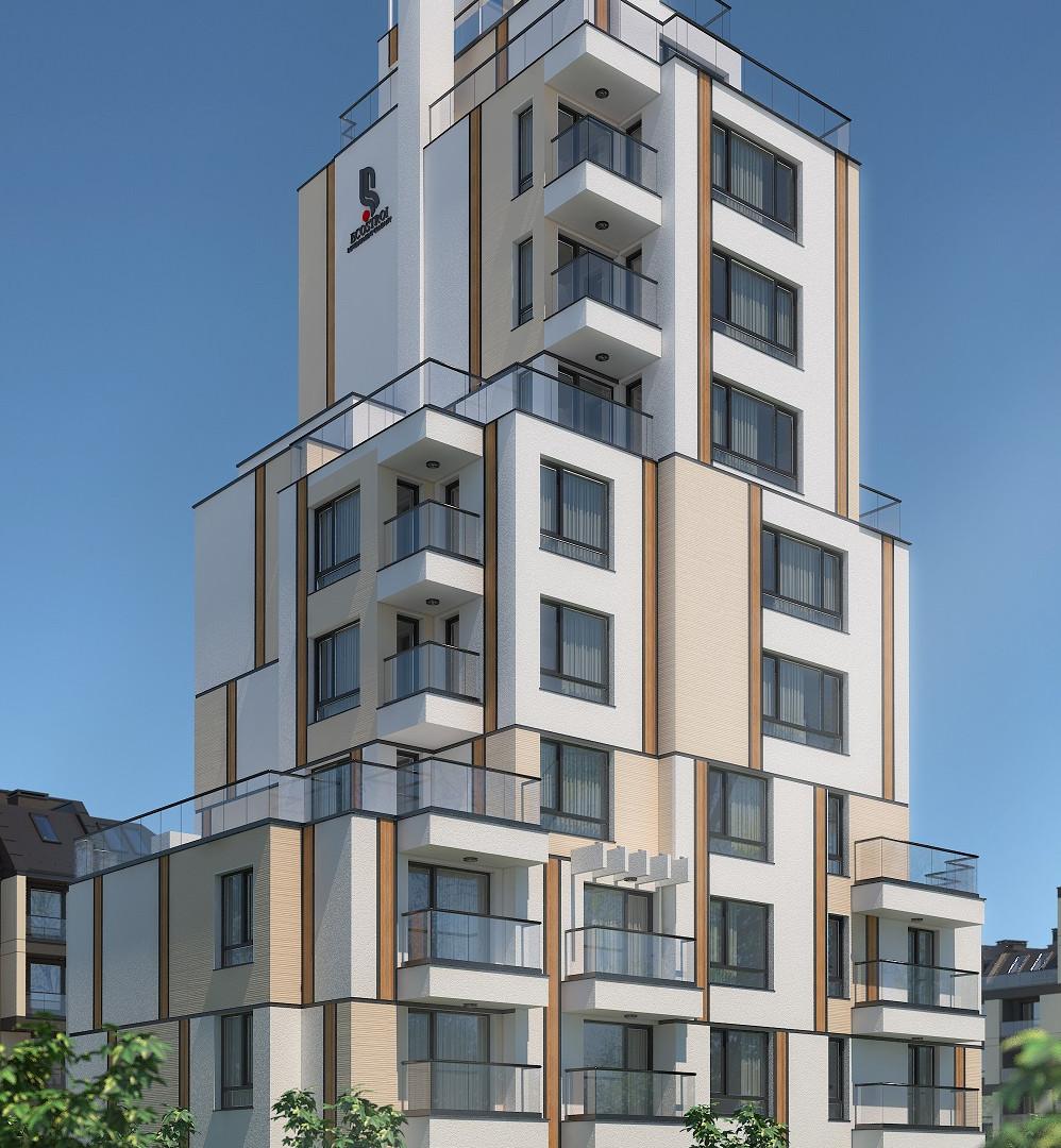 сграда Оникс проектна визия