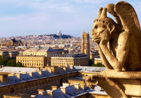 Sacré Paris !   L'architecture des édifices religieux inspire la création