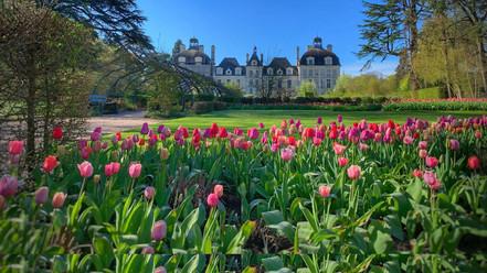 Chateau de Chevergny