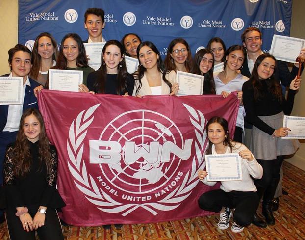 Model UN Club at Yale