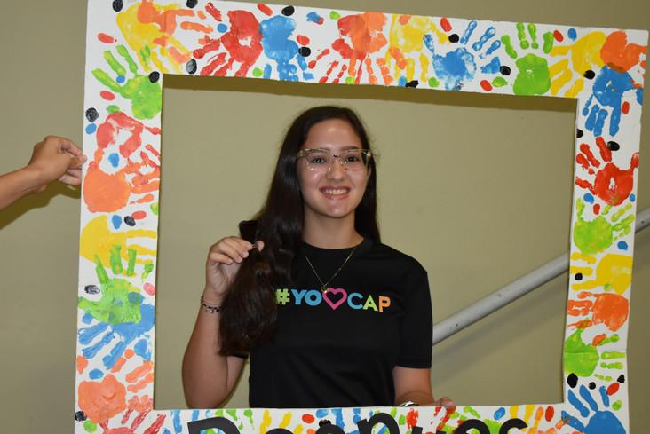 CAP hair donation