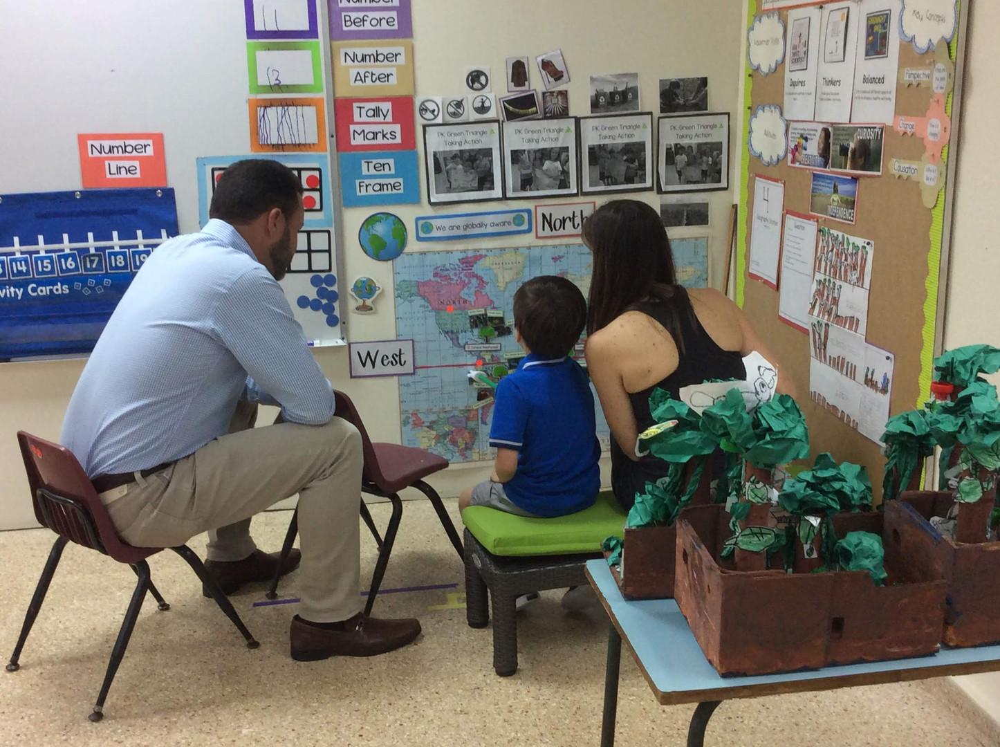 Student led assessments