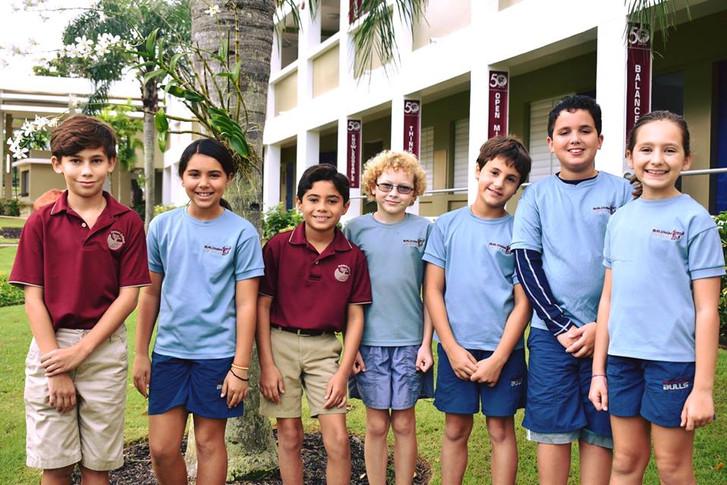 PR Math Olympics participants