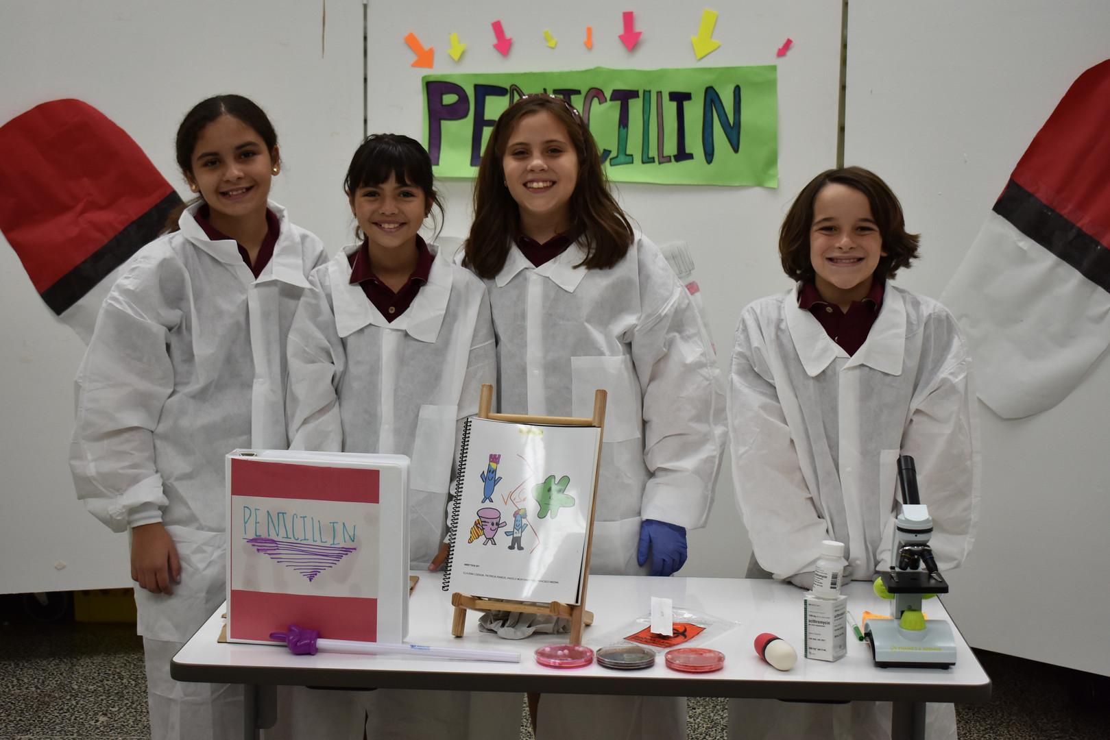PYP 5th grade exhibition